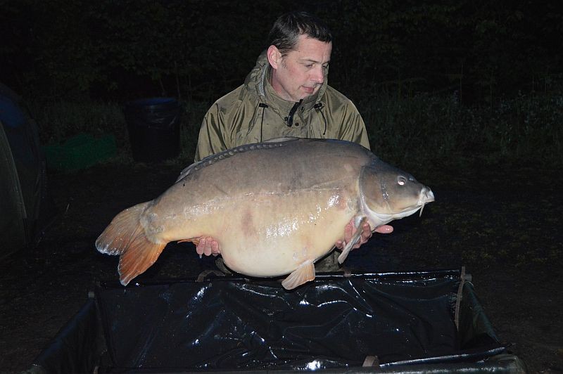 May: Scott 62lb 13oz PB
