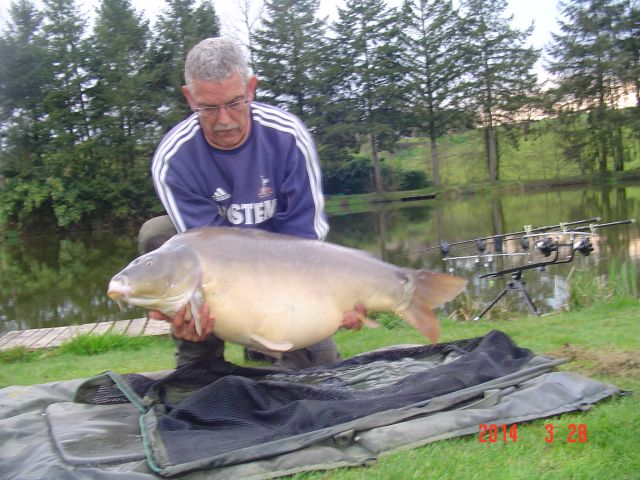 Larry 47lb 9oz PB