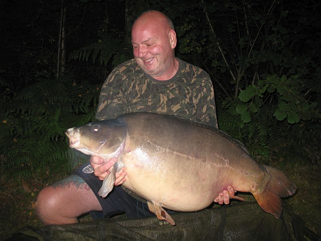 Kevin Hunt 59lb 2oz PB